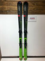 Elan Explore eRise 72 160 cm Ski +BRAND NEW Salomon 10 Bindings Winter Sport Fun