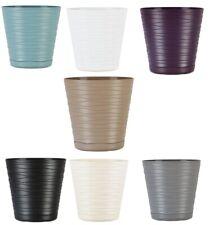 TEDI Coloured Plant Pots ,Orginal design,HQ Plastic,Wedding Planter ,Flower Pots
