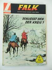 1x Comic - Falk - Schliesst sich der Kreis?. - Nr 53)