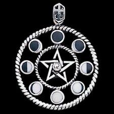 Pulseras Pentagrama Pentáculo Pulsera De Plata Esterlina .925 By Peter Stone