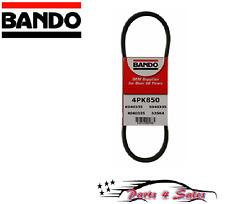 NEW BANDO A/C Drive Belt 4PK850B Fits Hyundai Elantra Tucson Kia Honda Mazda NEW