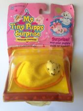 Vintage My Tinny Puppy Surprise Bathtime Surprise Hasbro 1993 HTF