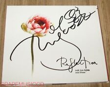 OAK JOO HYUN Fin.K.L Reflection MINI ALBUM REAL SIGNED AUTOGRAPHED PROMO CD