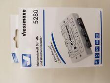 Viessmann 5280 multi protocolo del circuito-y suave descodificador #neu OVP #