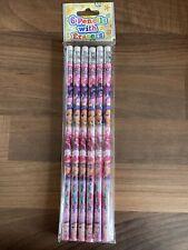 6 Pack Super Girl Pencils Party Bag Fillers