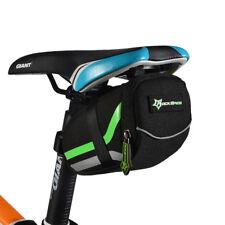 RockBros Bicycle Rear Seat Bag Black Pannier Bike Saddle Pouch Tail Storage Bag