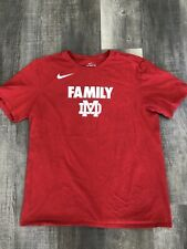Nike Mater Dei Basketball Red T-shirt Men's Xl