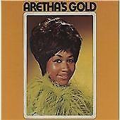 Aretha Franklin - Aretha's Gold (1969) Original cd Atlantic Label