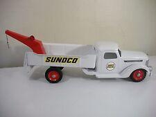 Vintage Buddy L International Sunoco Wrecker Tow Truck Custom