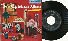 "Elvis Presley EP deutsche RCA Victor EPB-1035-2 ""Elvis' Christmas Album"" V3"