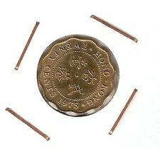 Hong Kong : 20 Cents 1975 UNC