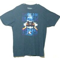 BACK TO THE FUTURE / Adult TEE SHIRT / large