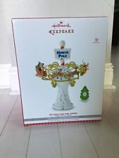 HALLMARK DISNEY MICKEY MOUSE TREE TOPPER OH WHAT FUN LIGHT MOTION NEW