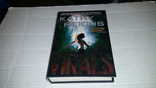 Virals by Kathy Reichs (2010, Hardcover) DOUBLE SIGNED 1st/1st