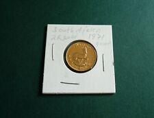 Proof 1971 Gold South Africa 2 Rand 0.2355 oz Agw