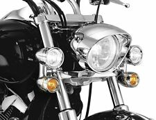 Kuryakyn Constellation Driving Lights with Turn Signals Harley V-Rod 2002-2011