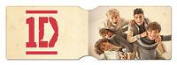 1D One Direction Amène Tissage Carte Bancaire Crédit Titulaire CH0002