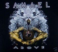 SAMAEL cd cvr ABOVE Official SHIRT L@@K Size XL new