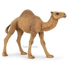 Papo 50151 Dromedary Camel Wild Animal Figurine Model Toy Replica  - NIP