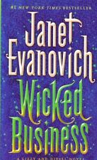 Janet Evanovich  Wicked Business   Lizzy and Diesel     Pbk NEW