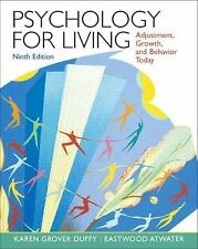 Psychology for Living: Adjustment, Growth, and Behavior Today (9th Edition)