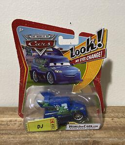 Disney Pixar Cars WOC DJ #52 Look My Eyes Change