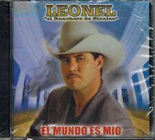 Leonel El Ranchero El Mundo es Mio