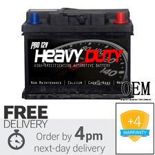 Professional 12v Heavy Duty 075 Car Battery Van 60ah