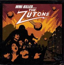 WHO KILLED THE ZUTONS - CD