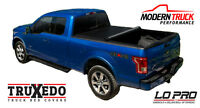 "TruXedo Lo Pro QT Tonneau Cover 2015-2019 Ford F150 6'5"" Bed 598301"