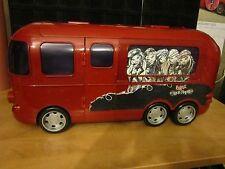 2004  BRATZ ROCK ANGELZ PEARL RED /HORN RADIO WORKS  Good Condition