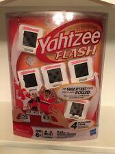 Yahtzee Flash Electronic-Brings a high-tech edge to the family classic Hasbro/PB