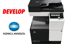 PHOTOCOPIEUR  KONICA MINOLTA BUSINESS HUB C227 COULEUR  A4/A3  22 PAGES/MINUTE