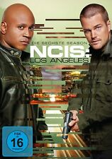 NCIS: Los Angeles (Navy CIS LA) - Season/Staffel 6 # 6-DVD-NEU