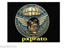 Distintivo 9 Col Moschin Sabotatore Paracadutista Esercito 1 Tipo Anni 60 ripro.