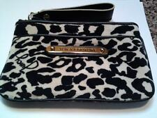 Juicy Couture Leopard Cheetah Velour iPhone Galaxy Wristlet Wallet Clutch NWT