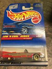 HOT WHEELS 1998 LOW 'N COOL SERIES '59 CADDY #699