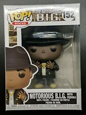 Funko Pop! Rocks -  Notorious B.I.G (Fedora) #152