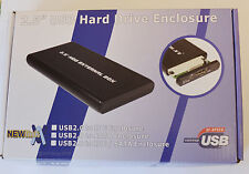"USB 2.0 SATA Serial ATA 2.5"" HDD Laptop Hard Disk Drive Storeage Enclosure 802"
