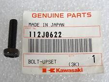 Kawasaki NOS NEW  112J0622 Upset Bolt BN BN125 Eliminator 2001-2005