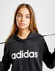 adidas essentials core hoody in black size M