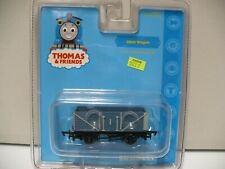 Thomas Bachmann 'Open Wagon' Blue HO scale electric train