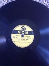 HANK WILLIAMS Japan 78 rpm  Crazy Heart/I'm Sorry For You My Friends