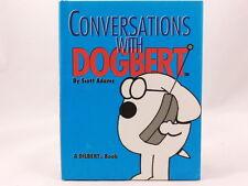 NEW OLD STOCK! Conversations with Dogbert: A Dilbert Book by Scott Adams