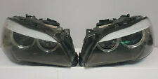 GENUINE BMW 5 Series F10 F11 Headlight h7 UK Pair
