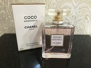 NEW! CHANEL Coco mademoiselle  Eau de Parfume 3.4oz Women's Sealed with box