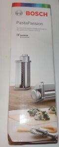 Bosch MUZ9PP1 PastaPassion Set Pastavorsätze für Lasagneplatten u. Tagliatelle