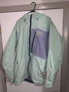 burton ak cyclic jacket XXL