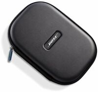 Bose QuietComfort 25 Carry Case for Headphone - Black and white