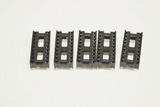 5pk - 18 Pin Soldertail IC Sockets